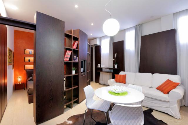 Mantellate Studio Apartment Rome | Trastevere Area